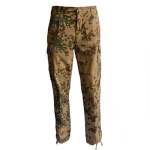 Genuine German Army Tropentarn Desert Camo Trousers Pants Camouflage Surplus UK