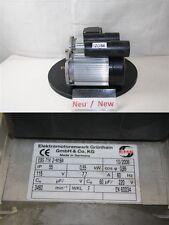 EMGR  EBS 71K 2-N1BA   0,55KW elektromotor drehstrommotor 60HZ 115V