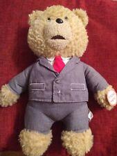 Ted talking Plush