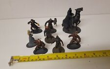 Warhammer Workshop NLP job lot of figures,Lord Of The Rings