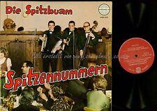 LP--DIE SPITZBUAM SPITZENNUMMERN