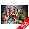AVENGERS ASSEMBLE MARVEL Póster Arte Impreso A4 A3 Tamaño - Buy 2 GET ANY