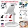Portable Aluminum Desk Desktop Phone Stand Holder For iPhone Cellphone Tablet US