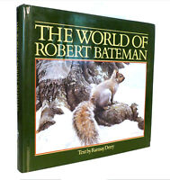 Ramsay Derry THE WORLD OF ROBERT BATEMAN  1st Edition 1st Printing