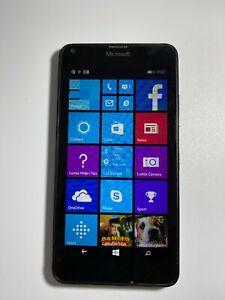 Microsoft Lumia 640 LTE - 8GB Black (Unlocked) Smartphone Grade C