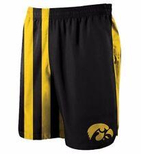 Loudmouth Iowa Hawkeyes Men's Basketball Shorts- Small