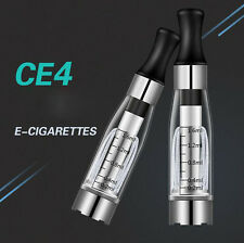2 Pieces Clear Great Price 1.6ml CE4 Clearomizer 510 Tank e-Atomizer Charger Pen