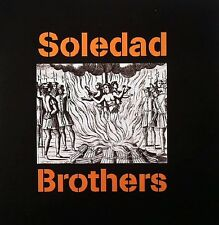 "SOLEDAD BROTHERS 'Human Race Blues 7"" white stripes jack ben swank dirtbombs lp"