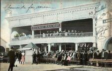 Montreal - Dominion Park Scenic Railway c1910 Postcard