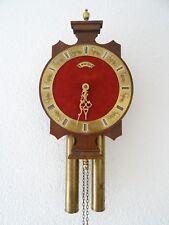Dutch Warmink WUBA REPAIR Wall Clock Vintage Antique (Zaanse Friesian era)