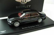 Bentley Flying Spur - Black, Kyosho 1/43   RRP £69.99