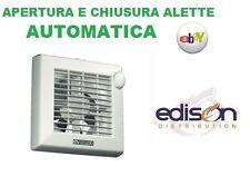 """VORTICE 11221 M100/4"""" ASPIRATORE AEREATORE DA MURO AUTOMATICO DIAMETRO 100"""
