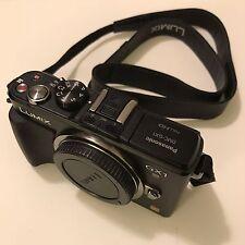 Panasonic LUMIX DMC-GX1 16.0MP Digital Camera - Black (Body Only)