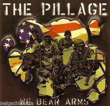 Pillage we bear arms LP oi! punk ANTI HEROS New Glory