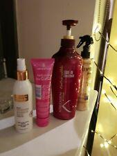 Kreogen Hemp Co Lee Stafford Loreal Curly Hair Conditioners & Sprays