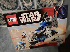 New Lego Star Wars 7667 Imperial Dropship Battle Pack w/ 4 Minifigs