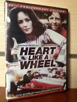 Heart Like a Wheel (DVD, 2014) / NTSC / Reg.1 / Widescreen