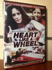 Heart Like a Wheel (Dvd, 2014) / Ntsc / Reg.1 / Widescreen