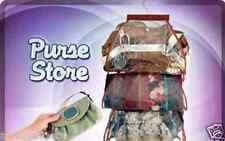 Purse Store Hanging Handbag Multi-Organizer