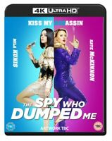 Nuovo The Spia Who Dumped Me 4K Ultra HD + Blu-Ray