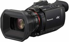 Panasonic X1500 4K Professional Camcorder 24X Optical Zoom WiFi USA Version