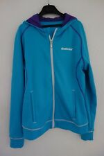 Babolat  Sweat shirt turquoise à capuche - tennis -Taille XS