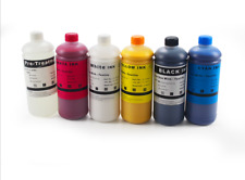 500ML DTG white textile pigment ink for Epson L300 L800 L801 L805 L1800 printer
