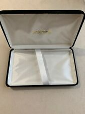 VINTAGE INOXCROM LARGE PEN BOX -EXCELLENT USED CONDITION-BOX ONLY.
