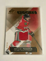 2015-16 SP Game Used Authentic Rookies 105 Artemi Panarin RC /399