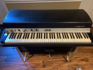 Vintage Fender Rhodes Suitcase Electric Piano, 1978