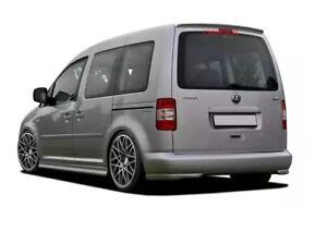 VW CADDY 2K 1 DOOR FROM 2003 REAR ROOF SPOILER NEW