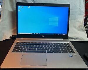 HP Probook 450 G6 I5 16 Go Ram SSd M2 500 Go