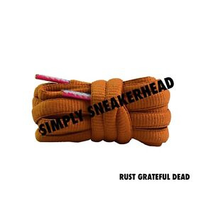 NEW OVAL SB DUNK REPLACEMENT SHOELACES NIKE DUNK LACES HIGH LOW SKATEBOARDING