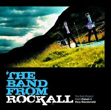 CALUM & RORY MACDONALD (RUNRIG) 'THE BAND FROM ROCKALL' CD (2012)