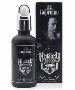 Bartöl Beard Oil Tobacco Tabak Whiskey Moschus 50ml orig. Bartstoppel© Germany