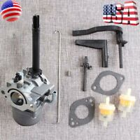 New Carburetor For Briggs & Stratton 591378 699966 699958 Snowblower Generator