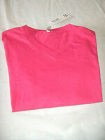NEW OUTWEAR T-SHIRT MANCHES LONGUES COL V 8 ANS FILLE