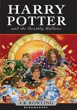 Harry Potter and the Deathly Hallows von Joanne K. Rowling (2007, Gebunden)