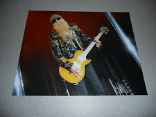 Zz Top Live 8x10 Concert Photo Billy G Gibbons #3