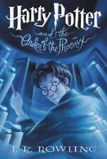 Harry Potter and the Order of the Phoenix (2003, Hardcover) W/ Bookmark