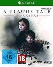 A Plague Tale: Innocence (XBox One) (NEU & OVP) (UNCUT) (Vorbestellung)