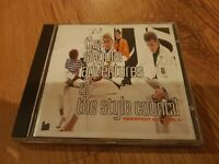 THE SINGULAR ADVENTURES OF THE STYLE COUNCIL - Greatest Hits Vol. 1 (AUDIO CD)
