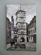 Ansichtskarte Wangen im Allgäu 1956