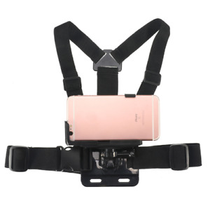 Chest Strap Mount for Smartphone - iPhone & Samsung Compatible - Sold From AU