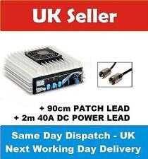 RM ITALY KL 405V HF LINEAR AMPLIFIER + FAN + 65CM PATCH LEAD + 2M POWER LEAD