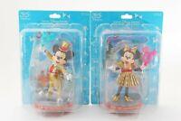 Tokyo Disney Resort 30th Anniversary Mickey & Minnie Figurine Set Figure
