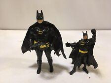 Batman Action Figure DC Comics Toy Biz Gotham Dark Knight 1989 Window Hangier
