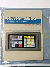 Toshiba Front Panel w Keypad & Display From Tosvert 130-G2 Inverter Parts Only