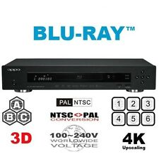 Oppo BDP-103EU 3D 4K Multi Region Free ABC Blu-Ray Player DVD 1-6