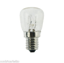 LAMPADINA PER LAMPEGGIANTE CANCELLO AUTOMATICO 230V ATTACCO E14 OSRAM PP25